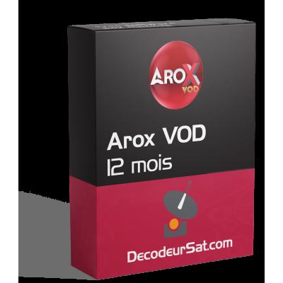 AROX VOD