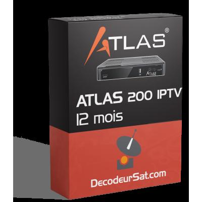 ATLAS 200s PTV