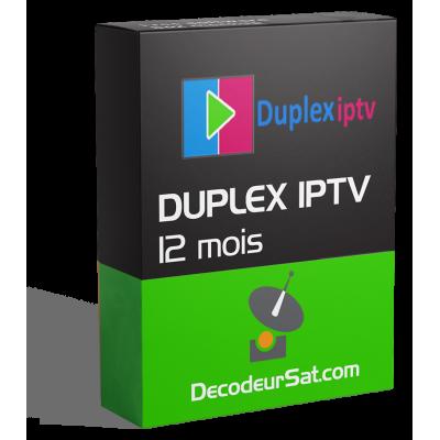 DUPLEX IPT pour tous les SMART TV