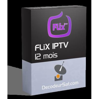 FLix PTV pour tous les SMART TV