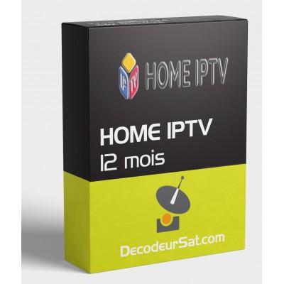 HOME PTV pour tous les SMART TV