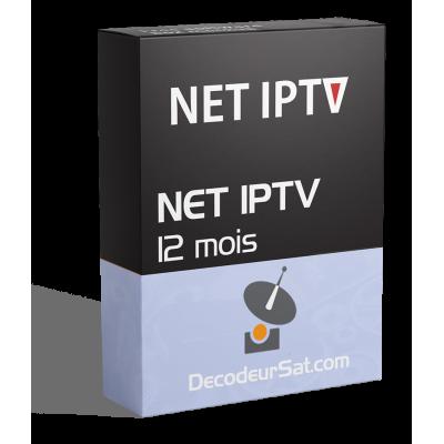 NETIPT pour tous les SMART TV