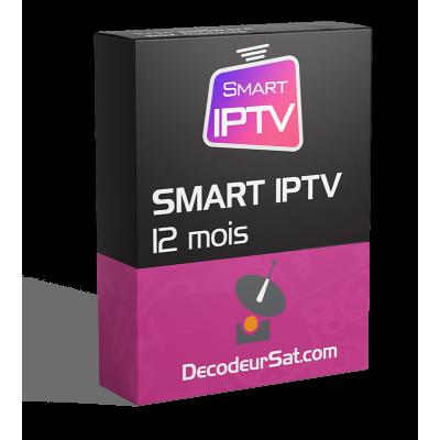 SMART IPT pour tous les SMART TV
